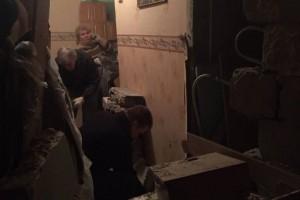 Обстрелянные подъезды и разрушенные квартиры: как выглядит Авдеевка после атаки боевиков