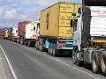 В России задержали десятки фур с украинскими товарами
