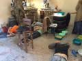 В Киеве СБУ обнаружила незаконный цех по обработке янтаря