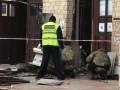 Под Харьковом взорвали банкомат Приватбанка