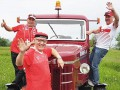 Швейцарские футбольные болельщики едва не заехали в ДНР - волонтер