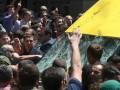 В Международный день борьбы с гомофобией в Тбилиси прошел гей-парад. В столкновениях пострадали 17 человек