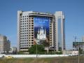 В Киеве спрячут под баннером недострой у арены Евровидения