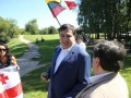 Саакашвили отказался от литовского гражданства - СМИ