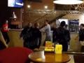 В одном из ночных клубов Киева засняли драку