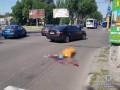 В Николаеве маршрутка насмерть сбила пенсионера
