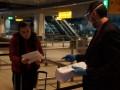В Украину из Нидерландов отправили еще 145 украинцев