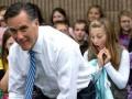 AP раскритиковали за унизительную фотографию Ромни