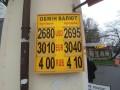 НБУ снова ослабил гривну: Курсы валют на 12 апреля