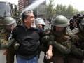Число жертв протестов в Чили выросло до десяти человек