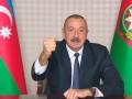 Алиев заявил о взятии под контроль 23 сел в Карабахе