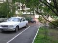 В Дарницком районе Киева прорвало водопровод