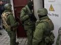 В штабе Черноморского флота заявляют, что не планируют штурм воинских частей в Крыму