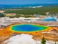 В США опасаются пробуждения Йеллоустоунского вулкана