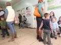 В Киеве бум вакцинации от кори: впятеро больше