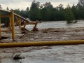 Непогода на Буковине: поврежден газопровод