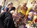 Задержанной в Ватикане участнице Femen инкриминируют две уголовные статьи