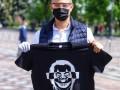 """Тищенко засветил футболку с Джокером и заявил, что не владеет """"Велюром"""""""