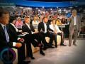 Нардеп Ляшко пришел на шоу Шустер LIVE с вилами в руках