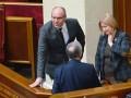 В Раду поступило четыре постановления об отмене языкового закона