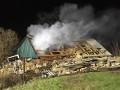 На Полтавщине взрыв уничтожил жилой дом, есть жертвы