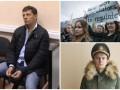 Итоги 3 октября: Арест журналиста Сущенко,  протесты в Польше и новая форма для армии