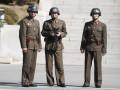 Из КНДР бежал еще один военный