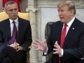 Трамп встретится с генсеком НАТО Столтенбергом