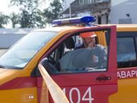 В Калиновке населению начали подключать газ