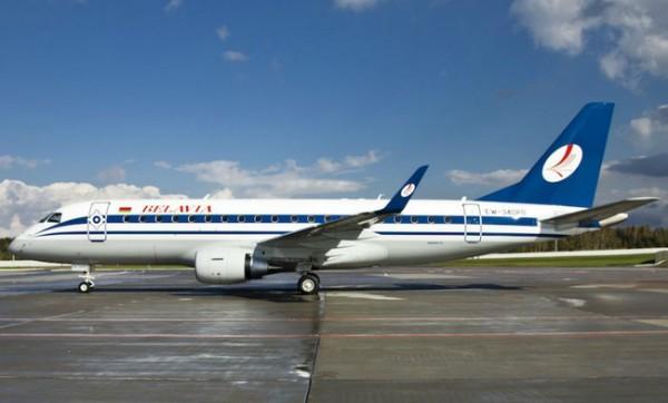 Белорусская авиакомпания будет летать вКиев 4 раза вдень