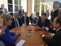 Порошенко и Путин провели телефонные переговоры