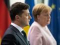 Меркель тряслась и дрожала на встрече с Зеленским, объяснила это обезвоживанием