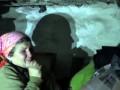 Жители села под Дебальцево месяцами живут в подвалах без света