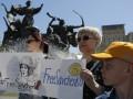 Итоги 11 мая: Акции в поддержку Савченко и парад в Донецке