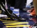 Британец носит одни носки 25 лет