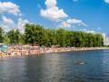 Пляжный сезон в столице: Сколько зон отдыха откроются в Киеве