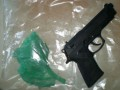 В Одессе милиционеры продали конфискованные пистолеты
