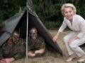 Армии Германии не хватает палаток и зимнего обмундирования