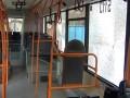 В Донецке был обстрелян автобус с людьми (ВИДЕО)