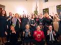 Посольство Великобритании поздравило Украину с Рождеством с помощью эмодзи