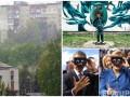 День в фото: мурал в Чернобыле, снег во Львове и Обама в Германии
