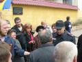 Митингующие блокировали воинские части ВВ на Востоке Украины