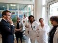 Из больниц Парижа и пригорода украли 11 тысяч медицинских масок