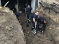 На стройплощадке в Киеве погиб мужчина