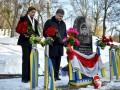 Семья Порошенко почтила память погибших во время Революции Достоинства