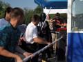В Одессе хотят оштрафовать Дарта Вейдера за уничтоженный шлагбаум
