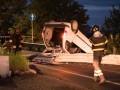 В Италии опрокинулось авто с украинцами: двое погибших