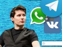 Не Telegram блокировать нужно, а интернет - Дуров
