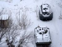 Карта АТО: Боевики активизировались на левом фланге Авдеевки