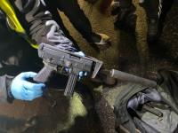 В Киеве задержали лиц, обстрелявших автомобиль на Оболони